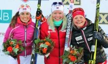 Stafettseier til Sør-Trøndelag og  Hordaland SSK i NM