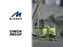 Midroc Europe investerar i CheckProof!