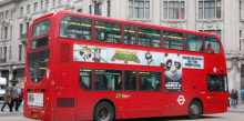 20th Century Fox Promotes 'Kung Fu Panda 3' on London Buses via Beacons