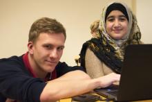 Pressinbjudan: Femmor skapar appar på Högskolan