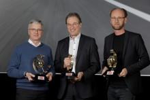 3 førstepladser til Audi ved årets Auto Trophy