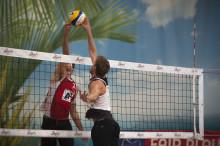 Europatävling i Beachvolley till Göteborg