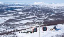 Den mest nyhetsladdade vintern någonsin i Hemavan
