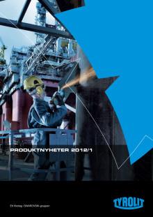 Tyrolit produktnyheter 2012-1