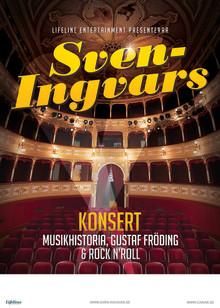 """Sven-Ingvars - """"Musikhistoria, Gustaf Fröding & Rock n Roll"""""""