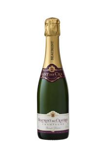 Beaumont des Crayères Grande Réserve- prisbelönt Champagne på halvflaska för prisvärda 119 kr!