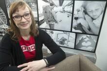 Liisa Pulliainen Mikkelistä palkittiin vuoden jääkiekkohuoltajana