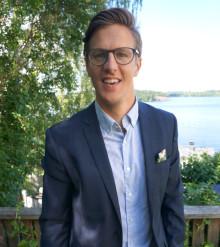 Kaustik värvar Christian Ljunge som VD