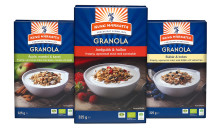 Ekologisk Granola från Kung Markatta lanseras i tre smaker – vilken blir din favorit?