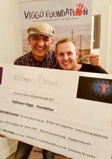 Insamlingsstiftelsen Viggo Foundation får priset Årets Mångfaldsbragd för sitt arbete med att ge barn och ungdomar med neuropsykiatriska funktionsnedsättningar (NPF) möjlighet att utöva idrott