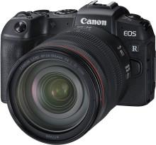 Canon presenterar den kompakta fullformatskameran EOS RP