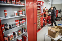​Würth ställer ut på Load Up North 30 augusti - 1 september 2018