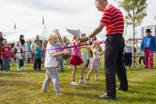 Idag invigdes Göteborgs nya park i Kvillebäcken