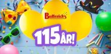 Hipp Hipp Hurra – Butterick's fyller 115 år idag!