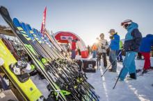 Fine forhold og populære skitest-helger