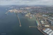 Cosco Shipping Lines tillbaka i Helsingborgs Hamn