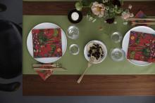 Duni lyfter fram klassisk svensk mönsterskatt genom nytt designsamarbete