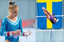 Torres och Adlerteg till Ungern på världscup i artistisk gymnastik
