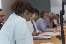 Multidisciplinära konferenser viktiga men i behov av tydligare rutiner