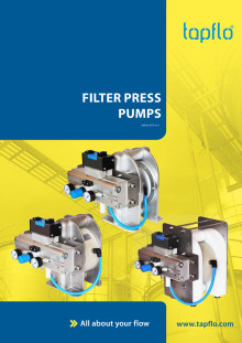 New brochure - Filter press pumps