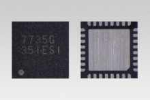 Toshiba Launches System Power Supply ICs for Medium-sized LCD Modules Used in Car Navigations
