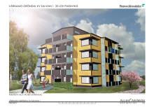 Lägenhetsvisning passivhus, kv Salvian.