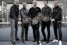 STIGA Sports får eget Padel Center