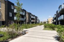 Renovering af Grønnegården i Skalborg er nu i sidste fase
