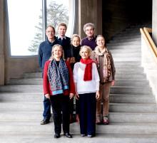 Neues Kollegium der Sektion für Bildende Künste am Goetheanum: Kunst ist eine Lebensnotwendigkeit
