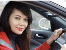 Kyla ökar risken för missbedömning i trafiken