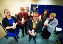 Borough Marks Holocaust Memorial Day