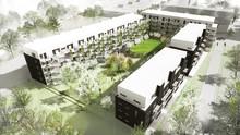 Veidekke bygger 128 lägenheter i Malmö åt HSB