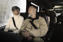 Ta bussen hem till familjen i jul – Swebus sätter in över 100 extraavgångar