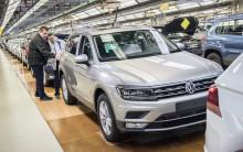 Volkswagen har produceret 5 millioner Tiguan