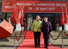 LK at Hannover Messe