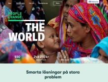 Diakonia lanserar nytt varumärke för insamling