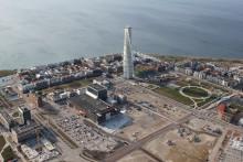 Masthusen först med miljöklassad stadsdel