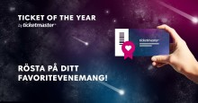 ÅRETS TÄVLING - TICKET OF THE YEAR