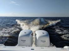 Cox Presents its First Superyacht  Demos at Monaco Boat Show