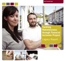 Wales Co-operative Centre Financial Inclusion Project reports its findings from City Homelessness Shelter . / . Adroddiad ar ganfyddiadau Prosiect Cynhwysiant Ariannol Canolfan Cydweithredol Cymru o Loches Digartrefedd y Ddinas