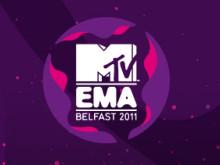 Lady Gaga är nominerad i 6 kategorier på  2011 MTV EMA.