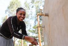Rent vatten som förlänger livet – Happy Tammsvik inleder samarbete med WaterAid