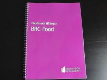 Ny handbok för BRC Food, utgåva 8