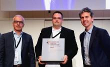 Renz har vundet European Digital Innovator of the Year 2018
