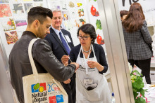 New beauty innovations at Natural & Organic Products Europe 2017