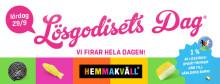 Vi firar Lösgodisets dag® tillsammans med världens alla barn!