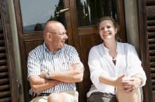 Vingården Terreno firar 30 år i Toscana
