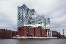 Elbphilharmonie i Hamburg tiltrak 12.000 på første åbningsdag