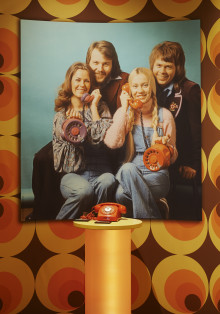Ring Ring fyller 40 år - ABBA The Museum firar med Pop Talks!