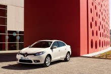 Renaults støtter fortsat batteriskifte på Renault Fluence Z.E.